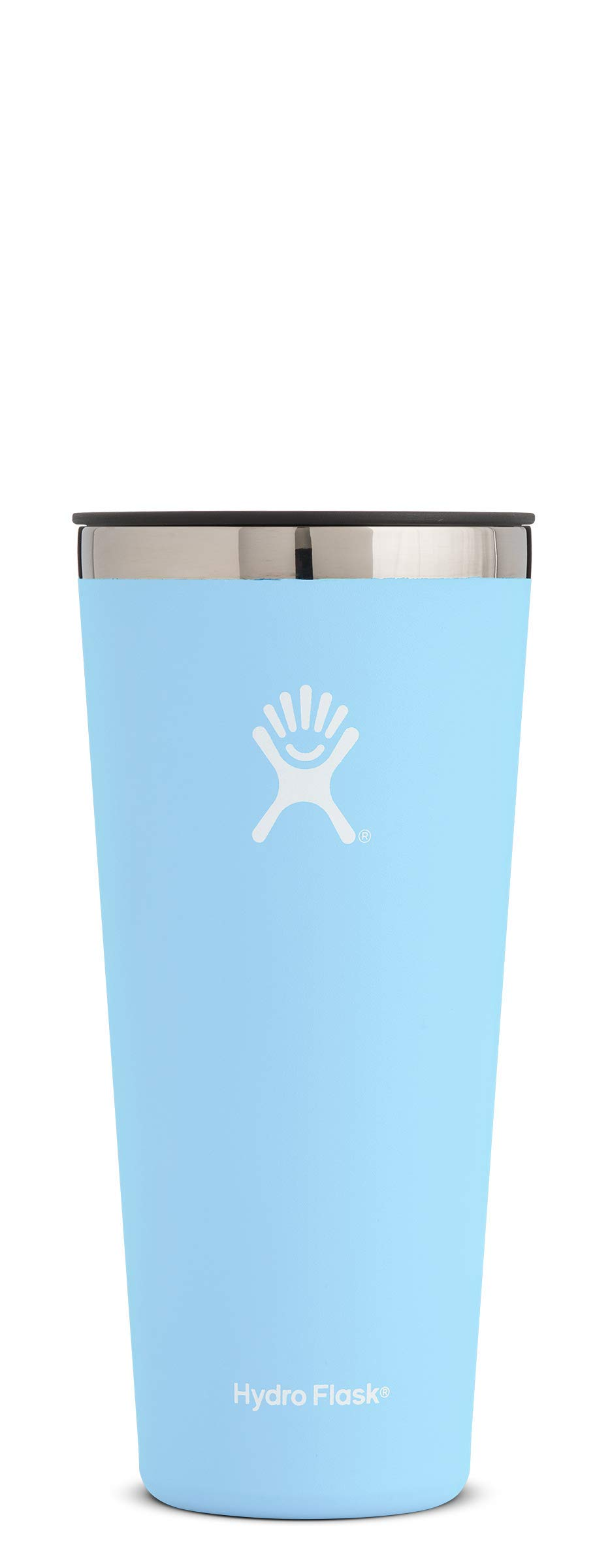 Hydro Flask 32 oz Tumbler Cup - Stainless Steel & Vacuum Insulated - Press-In Lid - Frost