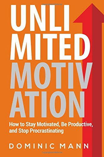 Unlimited Motivation Motivated Productive Procrastinating product image