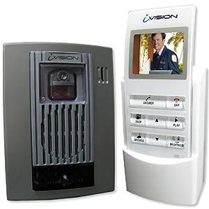 Optex iVision Wireless 2-Way Video Door Intercom System