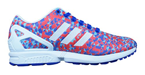 adidas Zx Flux Weave, Unisex Adults' Trainers Weave Night Flash White Black