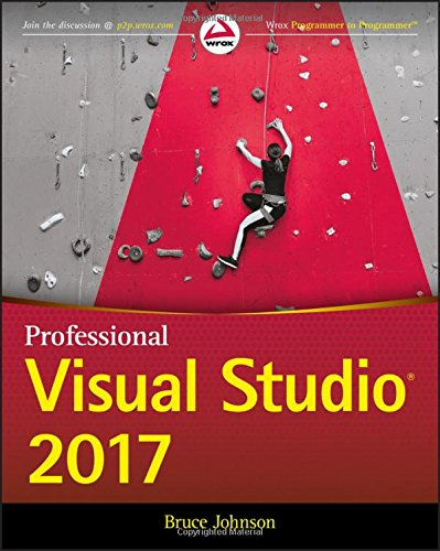 Professional Visual Studio 2017 (To Run An Application In Visual Basic)