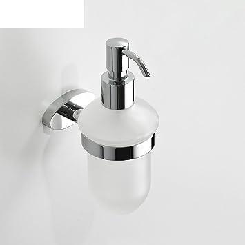HCP baño de masas pared dispensador de jabón/botella de desinfectante para las manos de un cabezal/Hoteles con cabina de ducha/Hotel de dispensador de ...