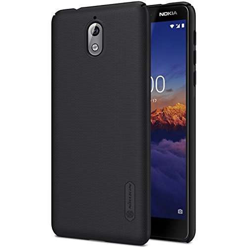 purchase cheap 5fc05 098b1 Nokia 3.1 Case,Nokia 3.1 Back Cover,OPDENK-Nillkin Frosted Matte Shield  Hard Cover Skin Shell Case Back Cover for Nokia 3.1,Black