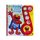 Little Music Note 6 Button Elmo Potty Time Songs