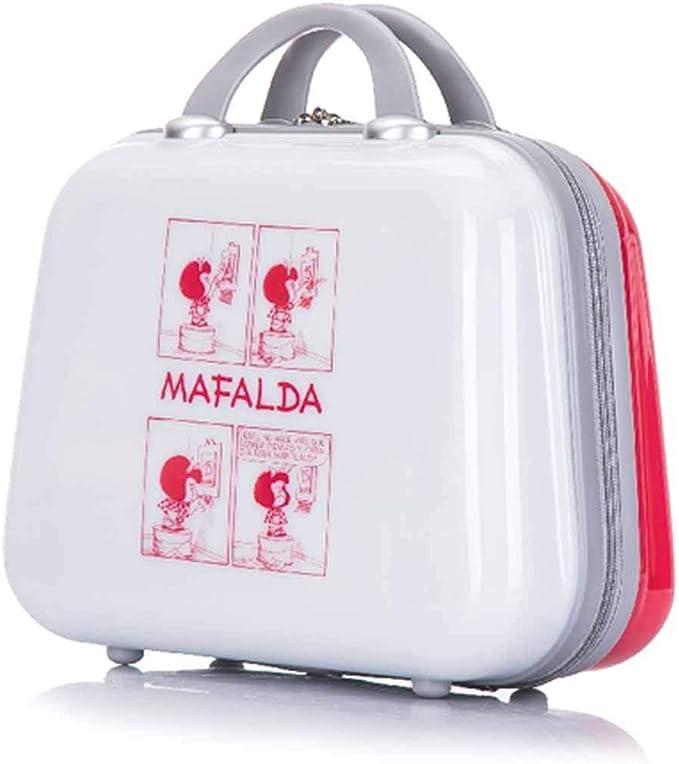 Neceser Rigido Adaptable Mafalda Comic: Amazon.es: Equipaje