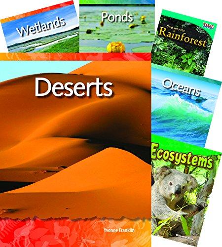 Biomes and Habitats 10-Book Set (Language Arts) by Ingramcontent