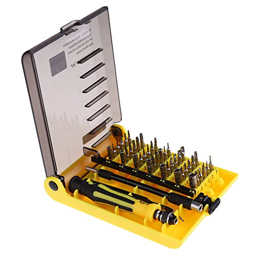 DTW Screwdriver Repair Tool Box Set Kit for RC Model Xbox 360 Wii PSP PDA Controller (Pda Psp)
