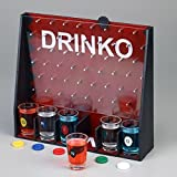MasterPro DRINKO Shot Glass Game