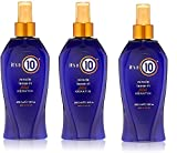 Its a 10 Haircare Miracle Leave In Plus Keratin, 10 fl. oz. POFAeb, 3 Pack