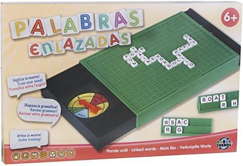 COLEPROFE Juego de Mesa Forma Palabras: Amazon.es: Juguetes y juegos