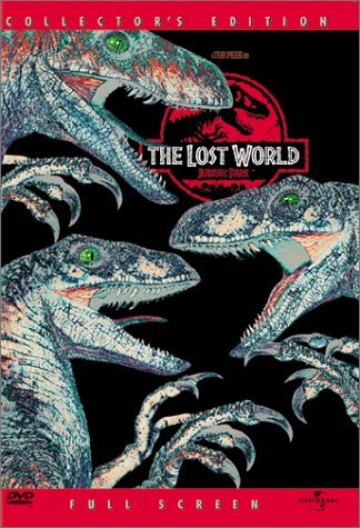 The Lost World - Jurassic Park (Full-Screen Collector's Edition) by Jeff Goldblum (Jurassic Park Dvd The Lost World)