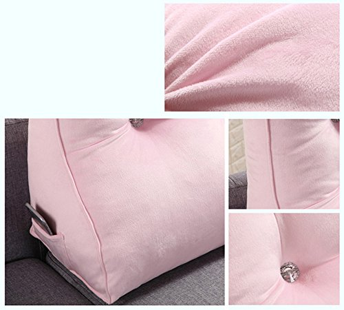 Korean Style Bed backrest, Super Soft Bed Soft Pack, Warm Sofa Cushion by Pillow cushion (Image #1)