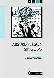 TAGS - Theme Author Genre Similarity: TAGS, Absurd Person Singular