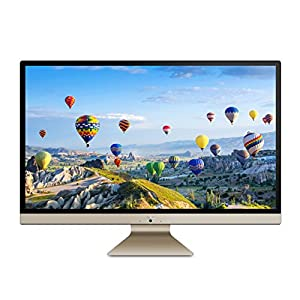 """ASUS V272UA-DS501T Vivo AiO 27"""" All-in-One Touchscreen Desktop, Intel Core i5-8250U, 8GB RAM, 1TB HDD, HD Webcam, 802.11ac, Keyboard and Mouse"""