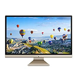 "Asus V272ua-ds501t Vivo Aio 27"" All-in-one Touchscreen Desktop, Intel Core I5-8250u, 8gb Ram, 1tb Hdd, Hd Webcam, 802.11ac, Keyboard & Mouse"