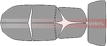Sunstrip Precut Window Tint For Toyota Sequoia 2001-2007