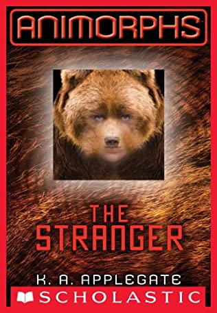 book cover of The Stranger