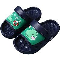 Sandalias Bebé Zapatillas Playa de Verano Niños Zapatos Unicornio Niñas Zapatos Dinosaurio Niño Pantuflas de Baño…