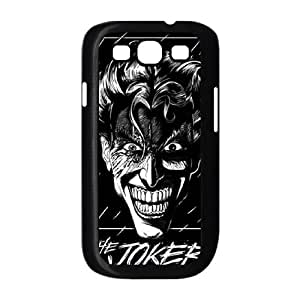 Insane Stare The Joker Samsung Galaxy S3 9300 Cell Phone Case Black Pretty Present zhm004_5011864