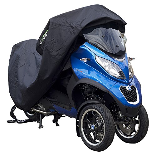 DS Covers 73160621 ALFA Topcase Motorcycle Cover, Medium, ()