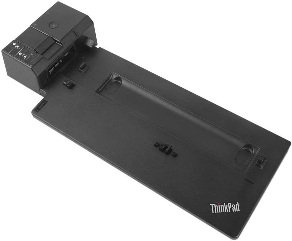 Lenovo ThinkPad Basic Docking Station - VGA, DP - for ThinkPad A485, L480, L580 and More, Black