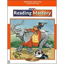 Reading Mastery: Behavioral Objectives, Levels 1-2: Fast Cycle, Classic Edition by McGraw-Hill Education (2002-03-21)
