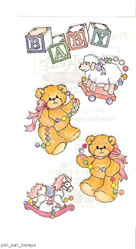 Frances Meyer Bears & Beads Stickers