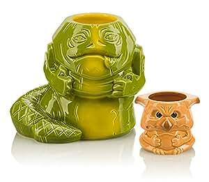 Geeki Tikis Jabba The Hutt & Salacious B. Crumb