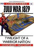 Zulu War 1879, Ian Knight and Ian Castle, 1855321653