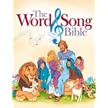 The Word and Song Bible: The Bible for Young Believers with Cassette(s) by Stephen Elkins (1999-09-03)