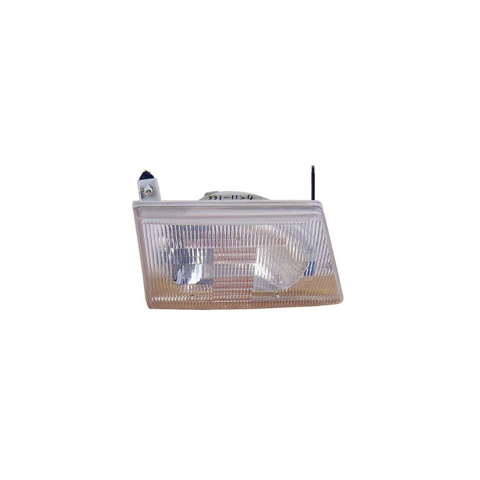 OE Replacement Ford Econoline Passenger Side Headlight Assembly Sealed Beam (Partslink Number FO2501127)