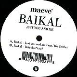 Baikal - Just You And Me - Maeve - maeve 01