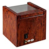 Time Tutelary Watch Winder - Burl Bild 6