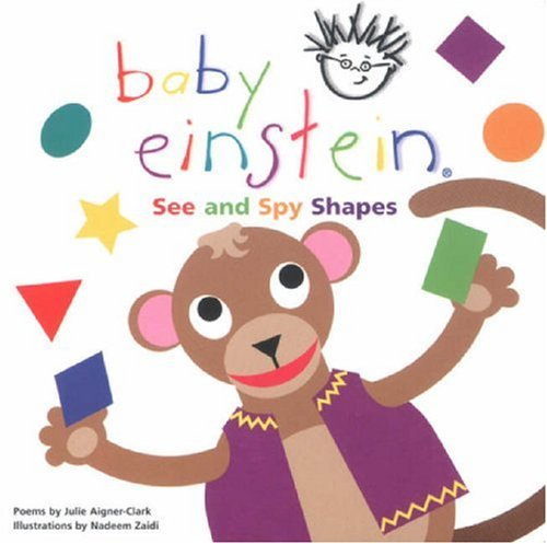 Download See and Spy Shapes (Baby Einstein) pdf epub