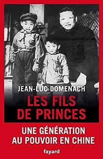 Les fils de princes : une génération au pouvoir en Chine, Domenach, Jean-Luc