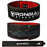 Iron Bull Strength Powerlifting Belt - 13mm Lever