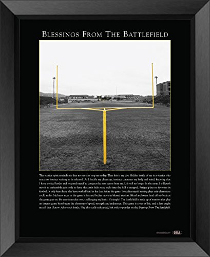 Old School Athletics - Football Blessings from The Battlefield 22