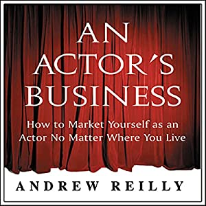 An Actor's Business Hörbuch