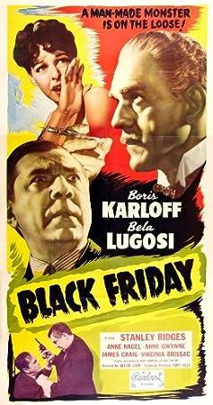 Black Friday Cartel de la película Movie Poster viernes ...