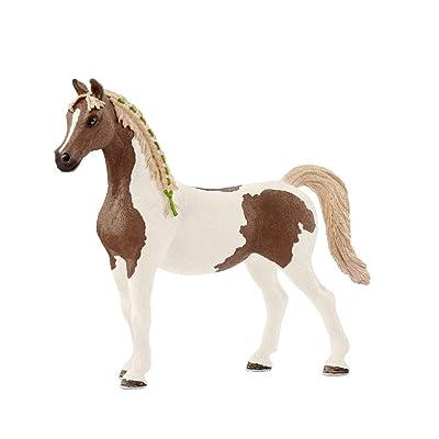 SCHLEICH Horse Club Pintabian Mare Figure: Schleich: Toys & Games