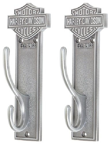 Harley-Davidson HD Pew Bar/Shield Gancho: Amazon.es: Hogar