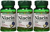 Nature's Bounty Flush Free Niacin 500 Mg, 150 Capsules (3 X 50 Count Bottles) Review