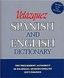 img - for Velazquez Spanish and English Dictionary (Spanish Edition) by Mariano Velazquez De LA Cadena (2003-11-01) book / textbook / text book