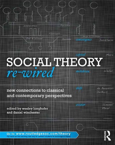 Download Social Theory Re-Wired: New Connections to Classical and Contemporary Perspectives (Contemporary Sociological Perspectives) Pdf