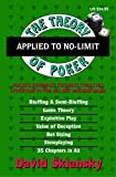 The Theory of Poker Applied to No-Limit