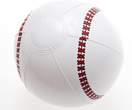 Amazon.com: Mini Beach pelotas de béisbol: Toys & Games
