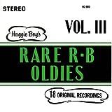 Huggy Boy's Rare R&B Oldies 3