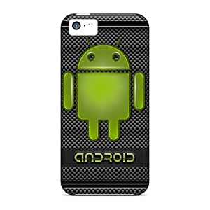 Hot Android Carbon First Grade Phone Cases For Iphone 5c Cases Covers