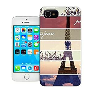 Unique Phone Case Brilliant seasons Eiffel Tower in Paris Hard Cover for 4.7 inches iPhone 6 cases-buythecase