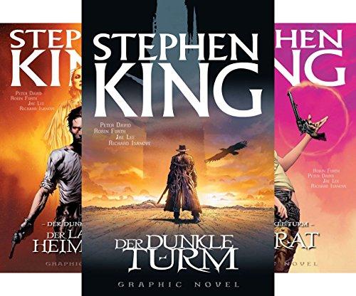 Stephen King Der Dunkle Turm (Reihe in 16 Bänden) by